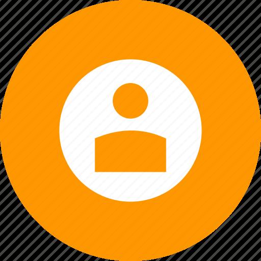 account, customer, persona, picture, profile, user icon