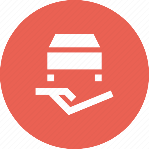 banking, car, care, insurance, loan, support, vehicle icon