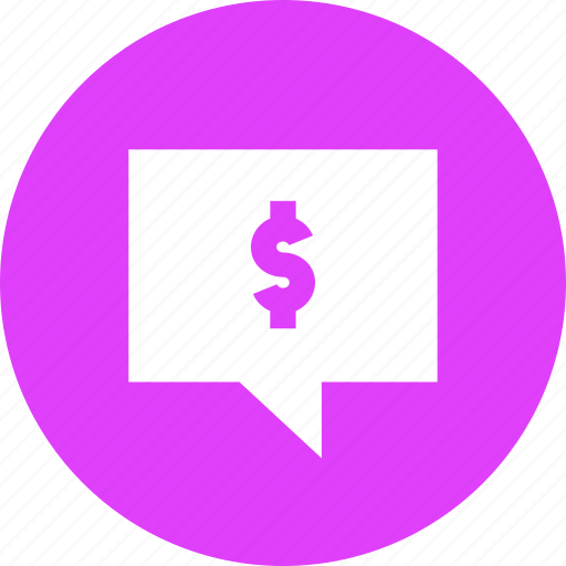 alert, banking, chat, finance, message, mobile icon