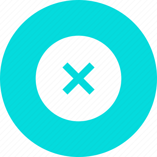 Cancel, delete, reject, remove, wrong icon - Download on Iconfinder