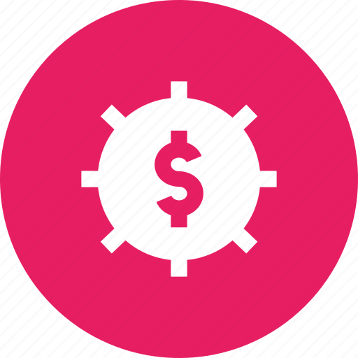 account, bank, configure, finance, funds, preference, settings icon