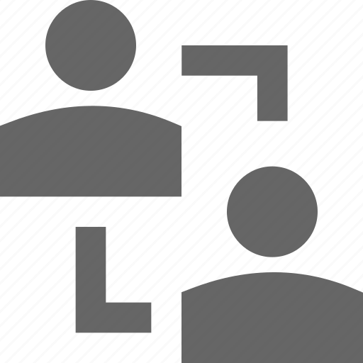 account, connect, customer, sync, transfer, user icon