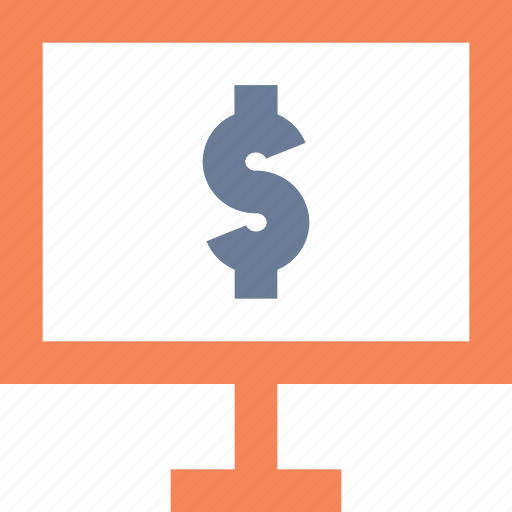 banking, computer, finance, internet, online, shopping icon