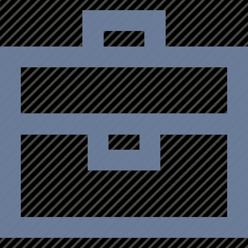 briefcase, case, official, tour, travel, trip icon