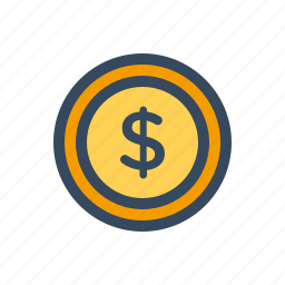 abacus, business, chart, coin, finance, money icon
