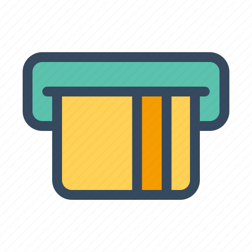 abacus, business, chart, credit card, finance, money icon