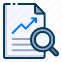 accounting, analytics, banking, business, finance, report, statistic icon