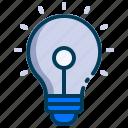 accounting, banking, bulb, business, creative, finance, idea