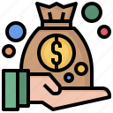 business, cash, change, coins, currency, money, stack