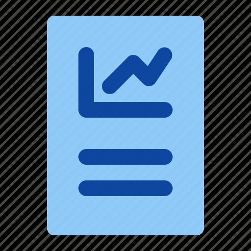 analysis, economic, finance, report, statistics icon