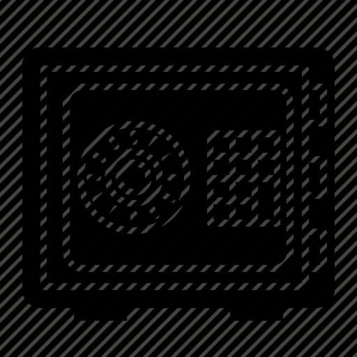 Box, business, deposit, finance, profit, safe, yield icon - Download on Iconfinder