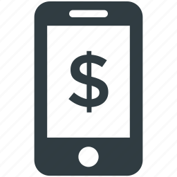 mobile, mobile money, mobile payment, money, payment icon
