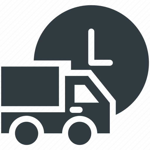 delivery car, delivery van, hatchback, van, vehicle icon