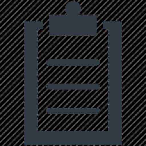 checklist, checkmark, prescriptions, report, to do icon