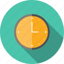 business, clock, deadline, dial, face, hour, hours, management, minutes, office, time, wall, working icon