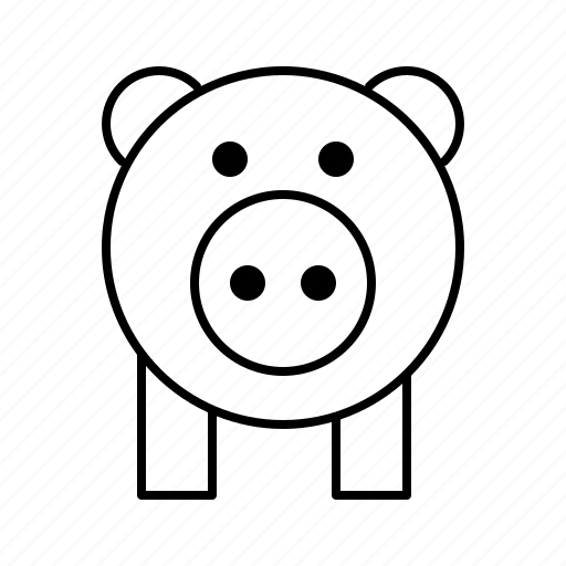 bank, cash, finance, jar, money, piggy, savings icon