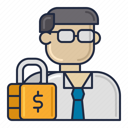 Guarantor, loan, surety icon - Download on Iconfinder