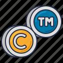 asset, copyright, intangible, trademark