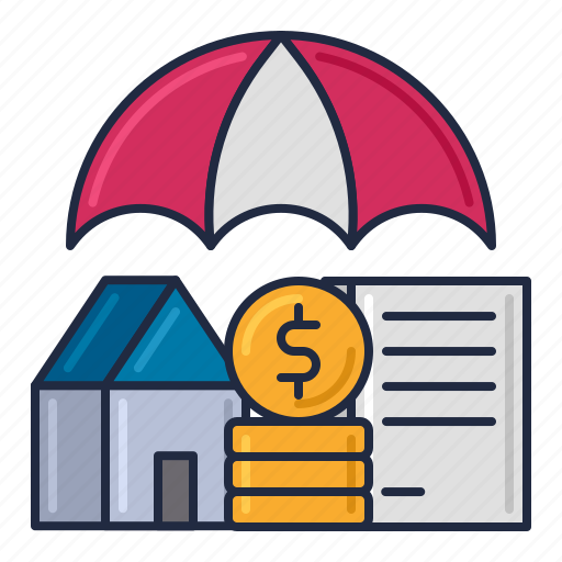 assets, insurance, protection icon