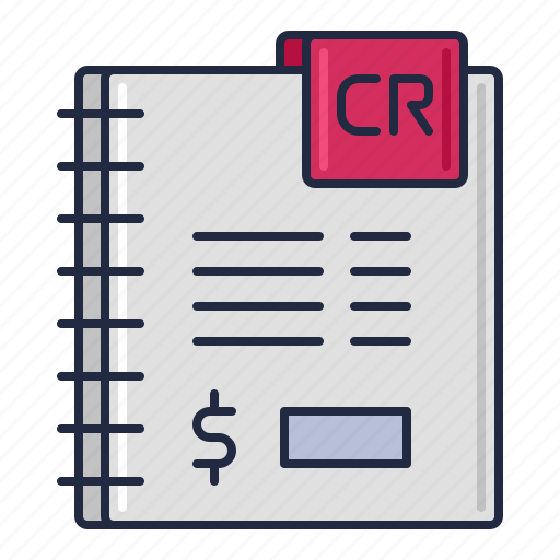 Business, credit, report icon - Download on Iconfinder