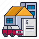 assets, collateral, property icon