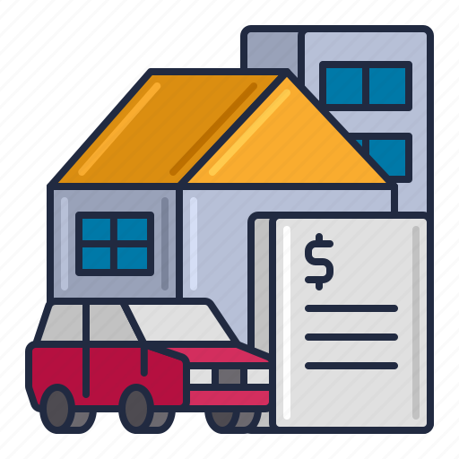 Assets, collateral, property icon - Download on Iconfinder
