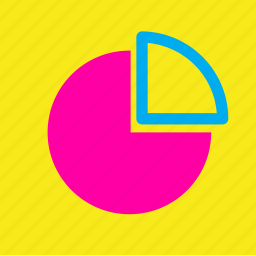 chart, circle, colour, creative, diagram, graph, report icon