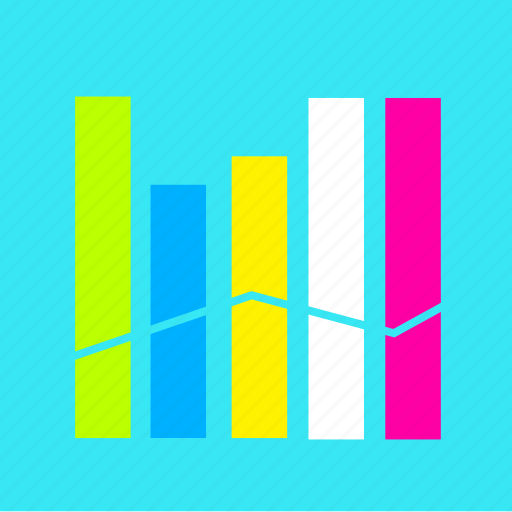 chart, diagram, finance, graph, marketing, report, seo icon