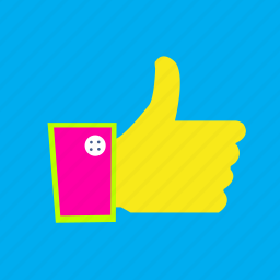 bookmark, cash, facebook, favorite, like, ok, social icon
