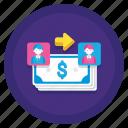 accounts, finance, money, payable icon