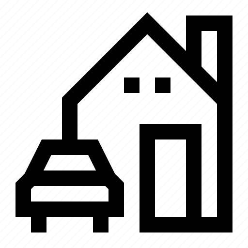asset, car, finance, home, investment icon