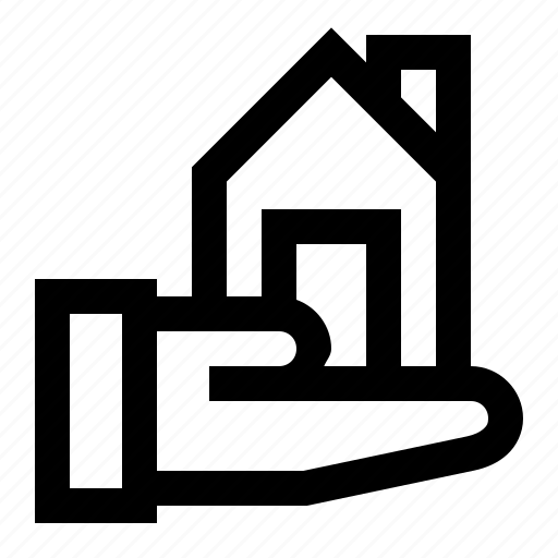 asset, finance, home, loan, mortgage icon