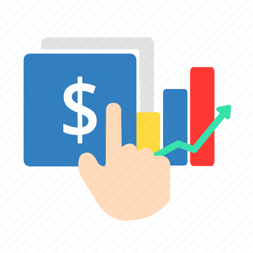 business, chart, finance, marketing, payment, seo icon