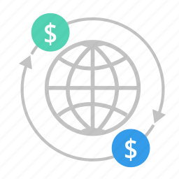 business, change, finance, global, marketing, seo icon