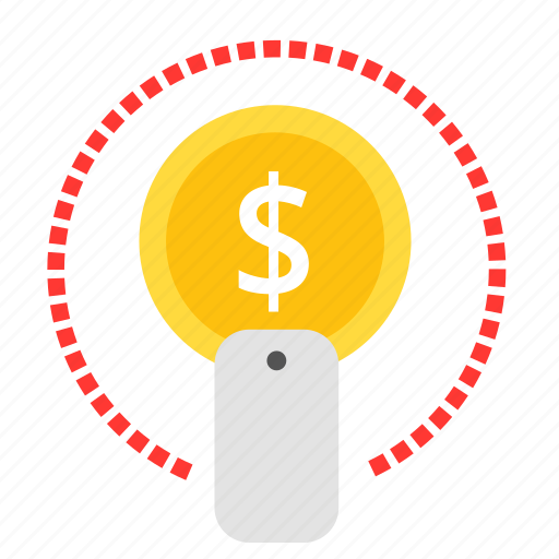 business, cash, coin, income, investment, marketing, payment icon