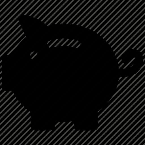 account, bank, piggy, retirement, saving icon icon