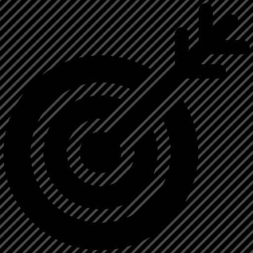 market, target, vision icon icon
