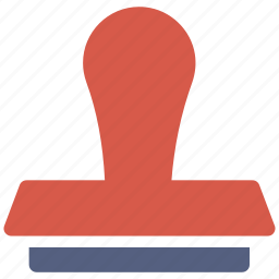 accept, approved, stamp icon icon