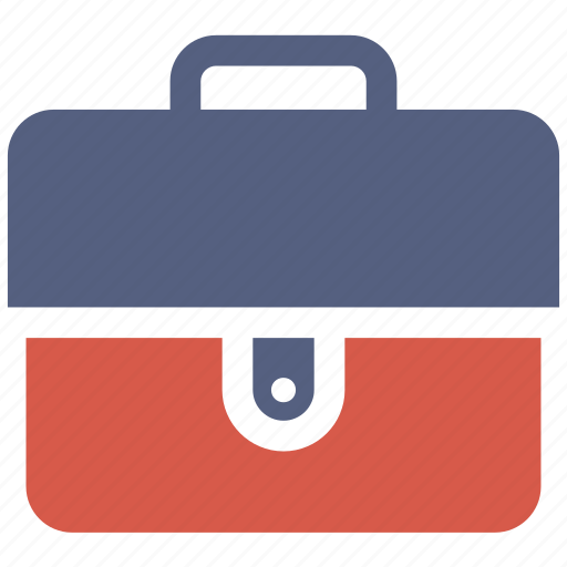bag, business, finance, office bag icon icon