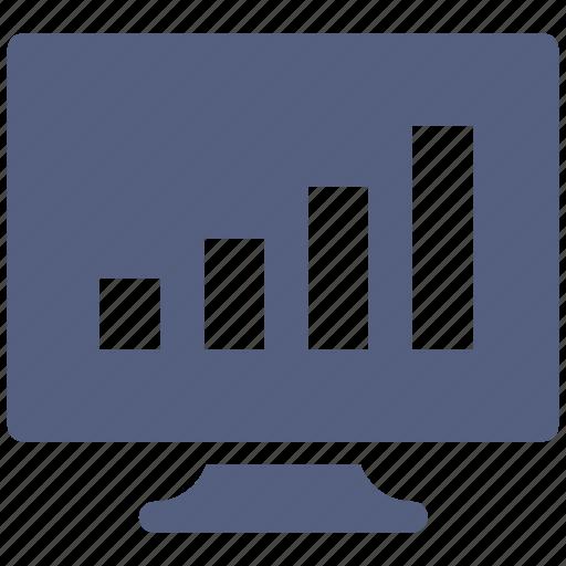 analysis, analytics, bar chart, bar graph, graph icon icon