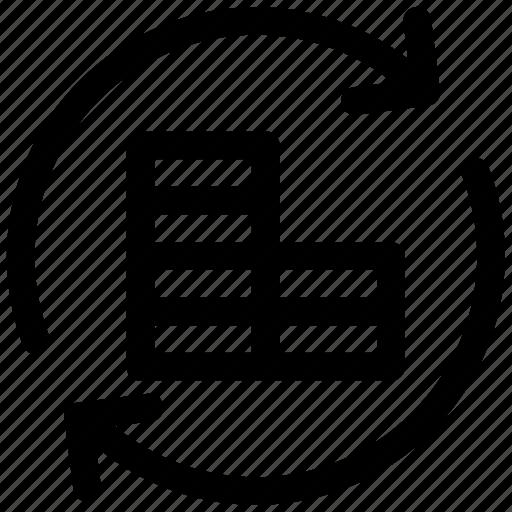 arrow, circle, dollar, history, refresh icon icon icon