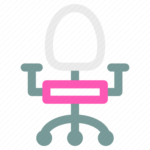 business, chair, office, office chair icon icon