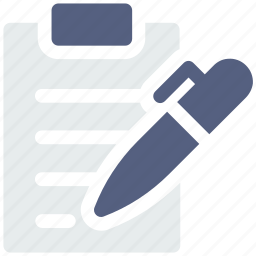 board, clip, clipboard, document, file, paper, text icon icon icon