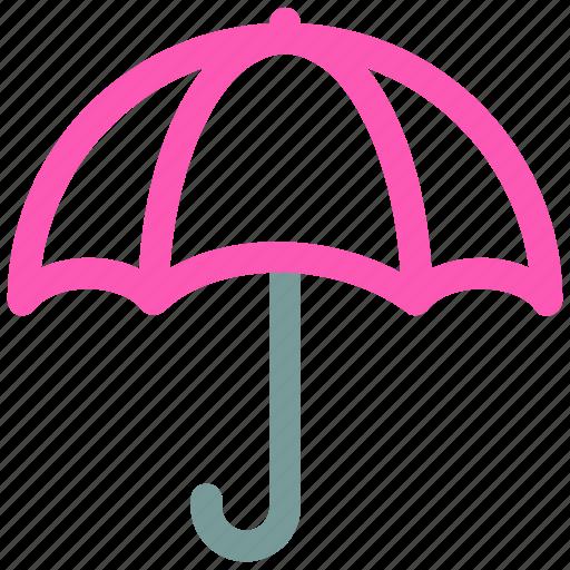 protection, rain, umbrella icon icon