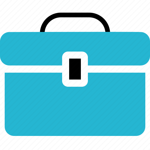 briefcase, cae, finance, money, online icon