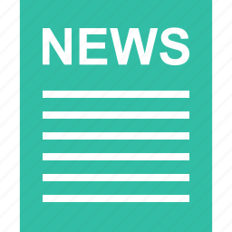 finance, money, news, online icon