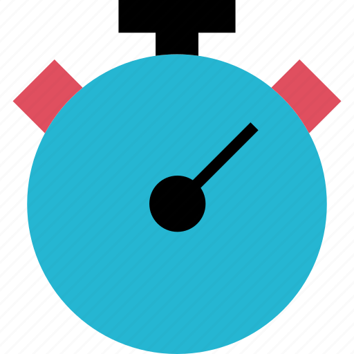 finance, money, online, stop, time, watch icon
