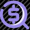 best, deals, filter, price icon