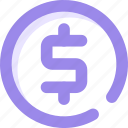 coin, coins, currency, dollar, money