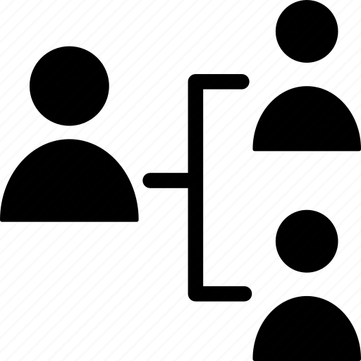 boss, contacts, leader, team, team leader, team leading, teamwork icon